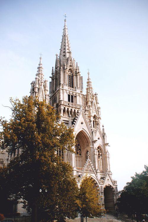 Onze-Lieve-Vrouw-Ter-Zavelkerk, #Brussel