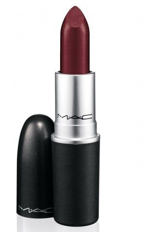 Deep red lip obsession, Diva by MAC. Pair it up with the MAC lip pencil in Burgundy. Nothing like a great shade of red to make a girl feel good.