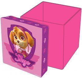 Mancs őrjárat játéktároló doboz 2.