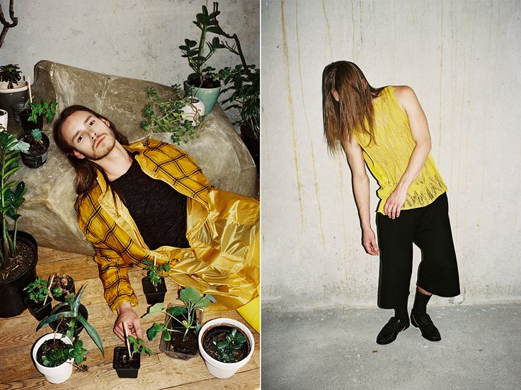 SUPERIOR ONLINE - Fashion Editorial by ISOLDE  WOUDSTRA
