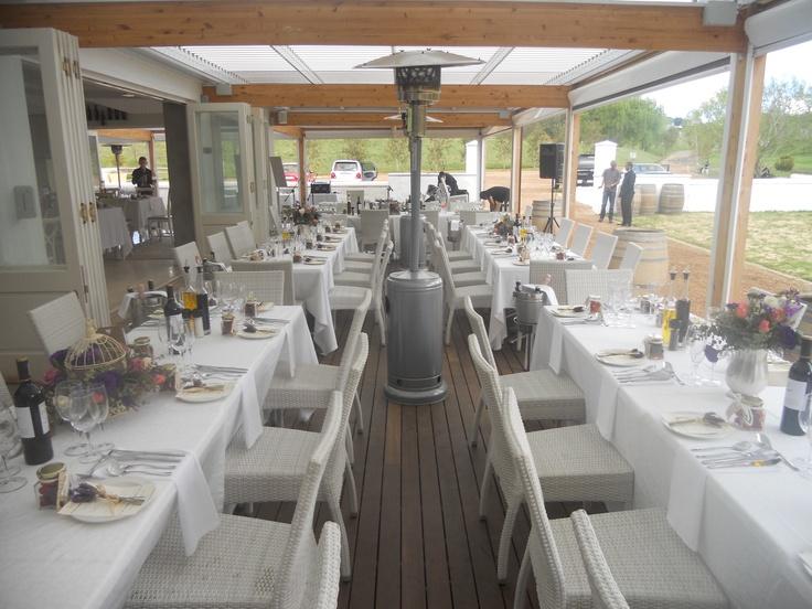 Table Layout @ Bon Amis Main Restaurant