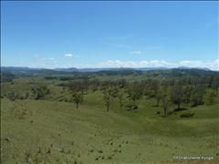 SCENIC and PRODUCTIVE 71HECTARES A picturesque and fertile parcel of land (177.59 Ac)located less than 10KM from Kyogle