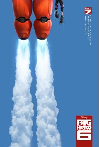 BIG HERO 6 from Walt Disney Animation Studios Coming This Fall - Thrifty Jinxy