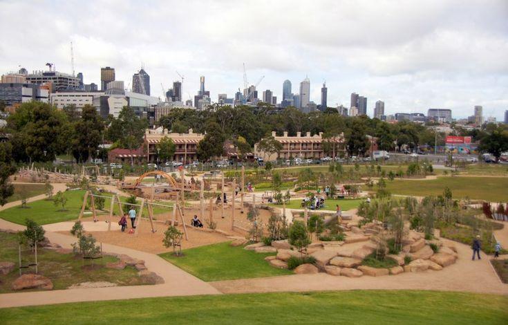 royal park playground