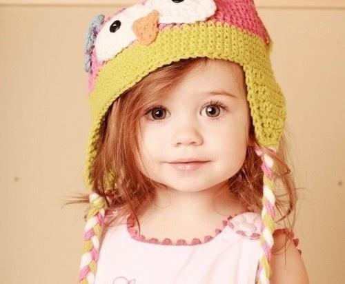 She is too stinkin' cute!