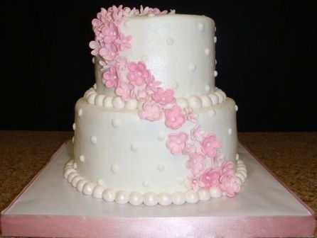 Elegant Birthday Cakes  Elegant Birthday Cakes on Simply Elegant Cake