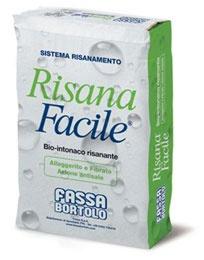 Fassa RisanaFacile, il bio-intonaco 2 in 1
