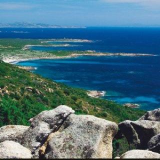 La route du vin : la Corse, d'Ajaccio à Sartène