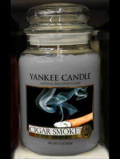 Smoke Yankee Candle