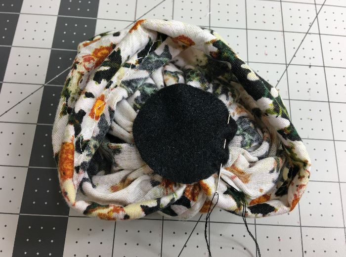 33a7f02b101 How To Make A Knotted Bun For The Turban Beanie - Page 2 of 2 ...