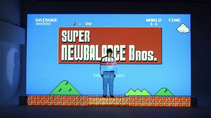 "BOVA New Balance Japan, Inc. ""SUPER NB Bros."""
