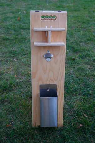 Build Your Own Custom Cornhole Scoring TowerDIY by TheWoodenSmile
