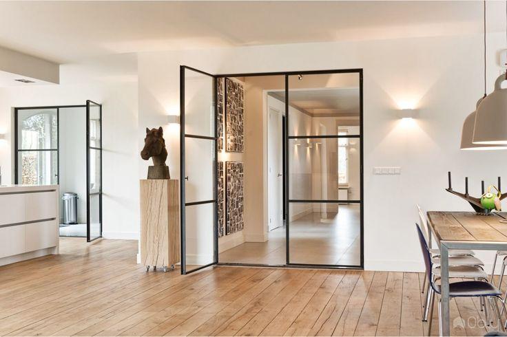 Interieur stijlvol verbouwde boerderij | Ontwerp: Jolanda Knook | Interieurbouw: Stefan Martens
