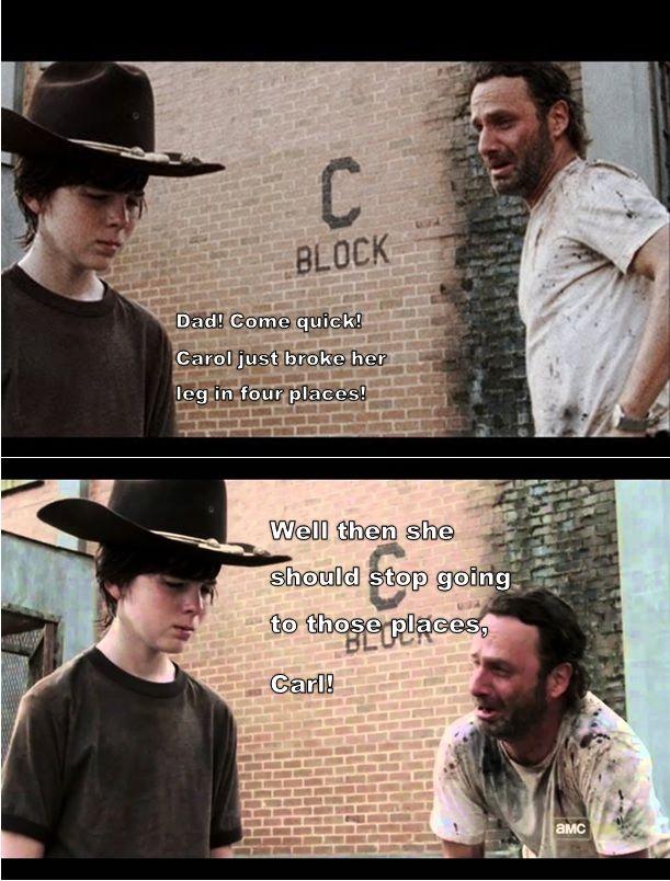 fcb3e8797b700641f3535c195ccaac38 funny things funny stuff 42 best cringy rick carl jokes images on pinterest funny stuff,Carl Rick Meme