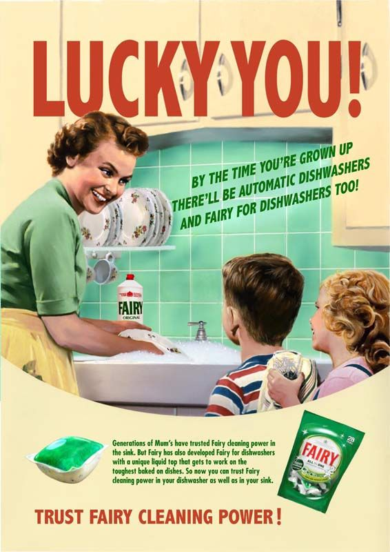 86 best images about VINTAGE CLEANING PRODUCTS ADS on