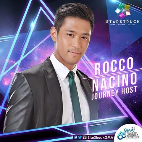 This is another of my other favourite multi-talented Kapuso artists, Rocco Nacino. He was the Second Prince of Starstruck's Season 5 in 2009 to 2010; and he's currently a talent of GMA Network and GMA Artist Center as an actor, singer, recording artist, dancer, choreographer, fashion model, and commercial model. He also was a journey host for StarStruck Season 6; and is a commited Born-Again Evangelical Christian. #Starstruck #GMAStarstruck #RoccoNacino #PraisetheLord #TestimonyforJesus