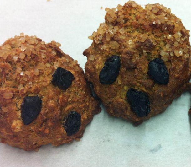 Biscuits hérissons des champs