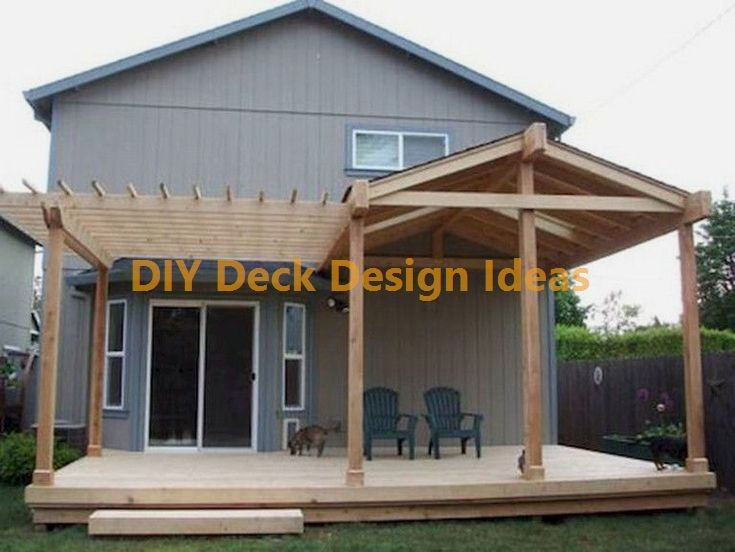 Pin On Cute Deck Design