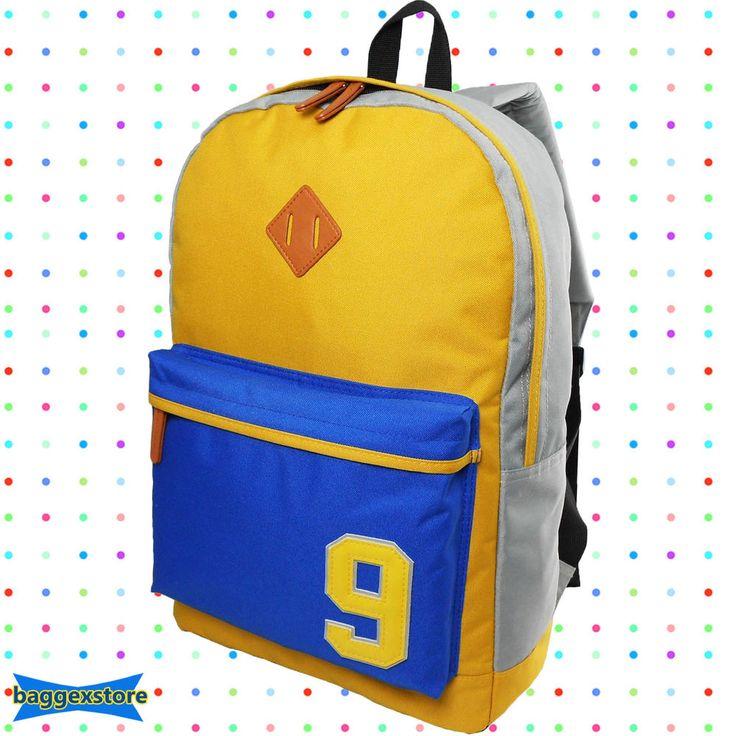 Jersey Number Backpack School Bag Rucksack Book Bag Daypack Numbers Available #BaggexStore #Backpack