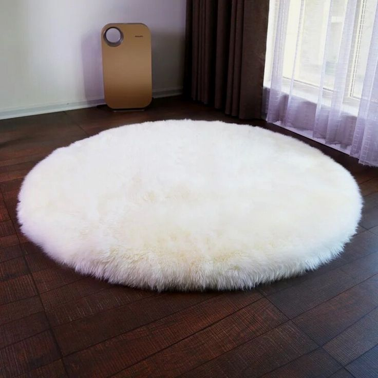 Buy Hairy Fur Carpet For Living Room And Bedroom Rugs In Living Room Bedroom Carpet Round Rug Living Room