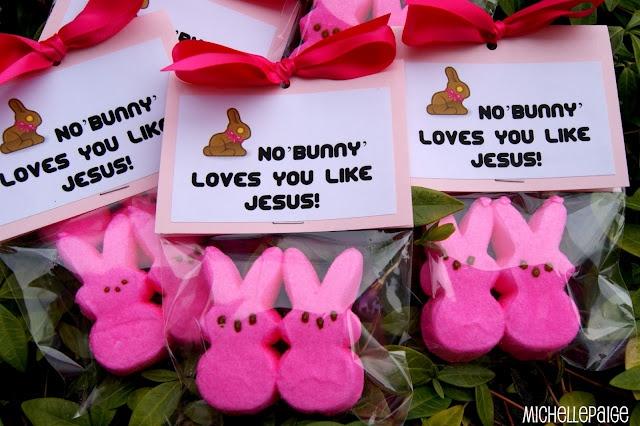 No Bunny loves you like Jesus