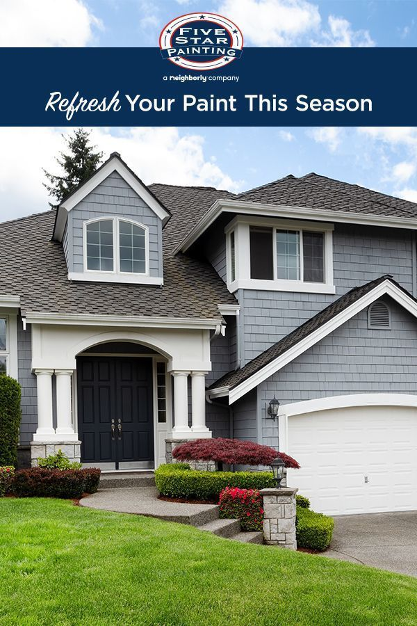 Refresh Your Paint This Season Exterior House Colors House Colors Lake Houses Exterior