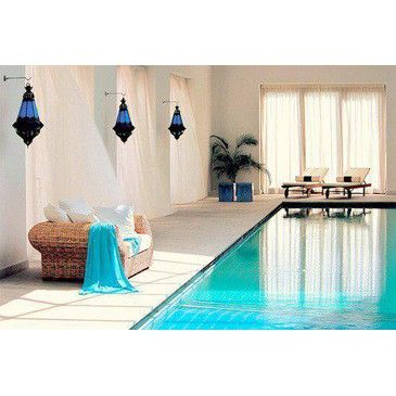Daydreaming about this indoor pool