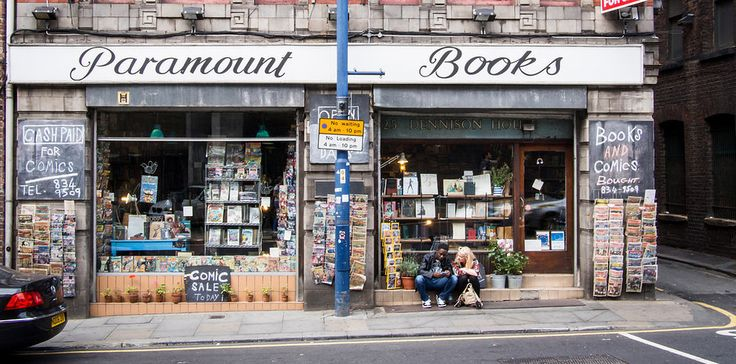 Paramount Books, Manchester | 19 Unmissable Second-Hand Bookshops For Every British Bookworm