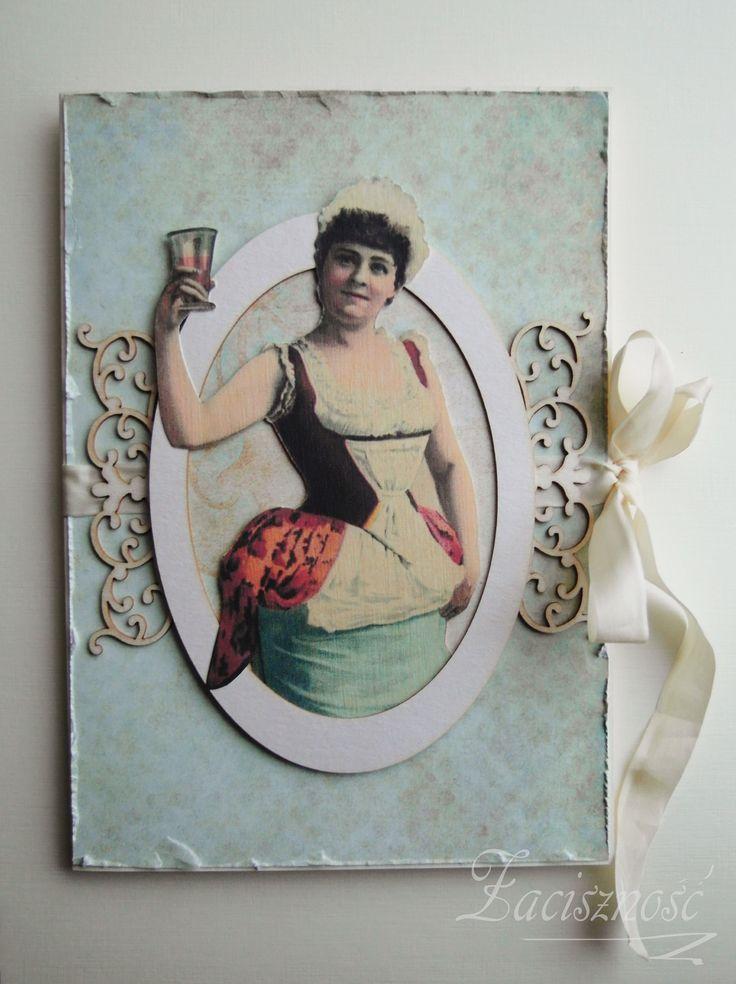 Laurka urodzinowa/ Handmade birthday card