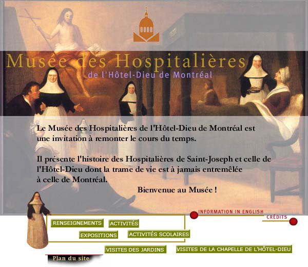 Musée des Hospitalières de l'Hôtel-Dieu de Montréal