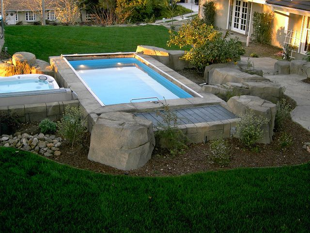 23 best images about endless pool dream on pinterest for Pool design 974