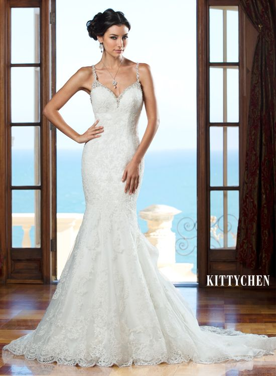 Beautiful Wedding Gowns by Kitty Chen Couture