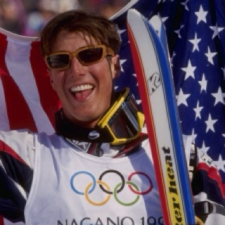 Jonny Moseley the mogul man