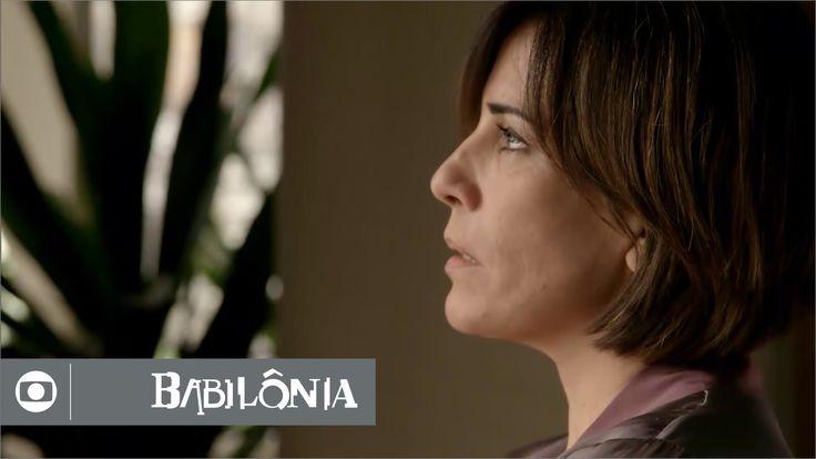 Babilônia: Inês diz quem é Beatriz na novela das nove da Globo