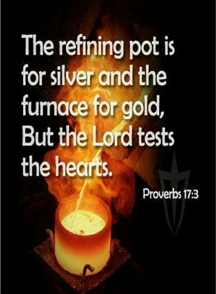 What Does the Bible Say About Refiners Fire?
