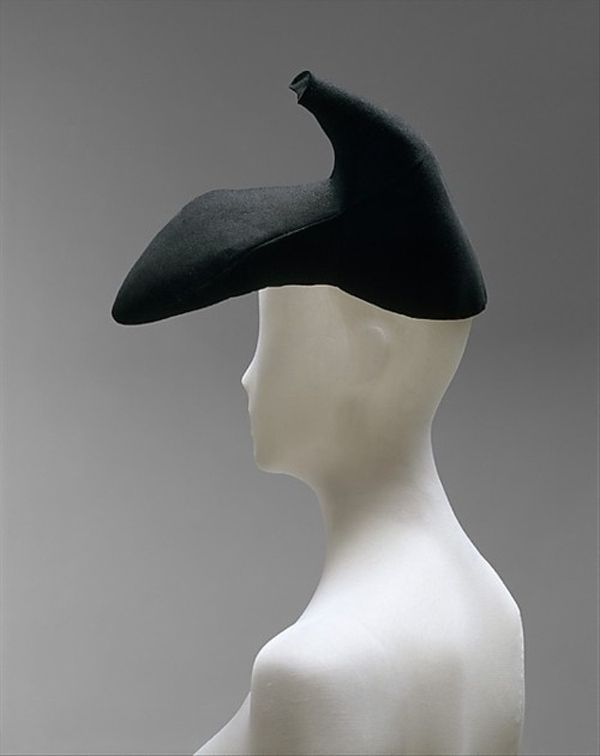 elsa schiaparelli shoe hat Finally figured out what to do with all those High Heeled shoes I can't wear anymore!