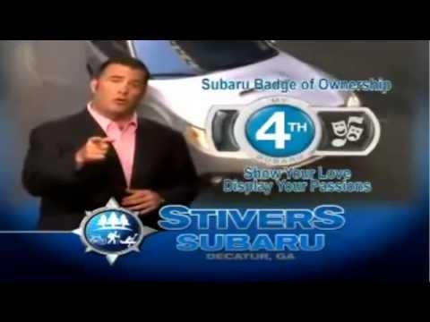 http://youtu.be/8rtMIbmSM88   Subaru Atlanta GA -- Best Deals On Subaru in Atlanta GA | Subaru       http://www.stiversatlantasubaru.com - Rated #1 - Stivers Decatur Subaru, 404-248-1888 -- For Widest Variety and Best Prices On Used Subaru in Atlanta GA.  There's a reason why Stivers Decatur Subaru is a premier Subaru Outback and Outback dealer.  Looking for a Subaru Outback O...