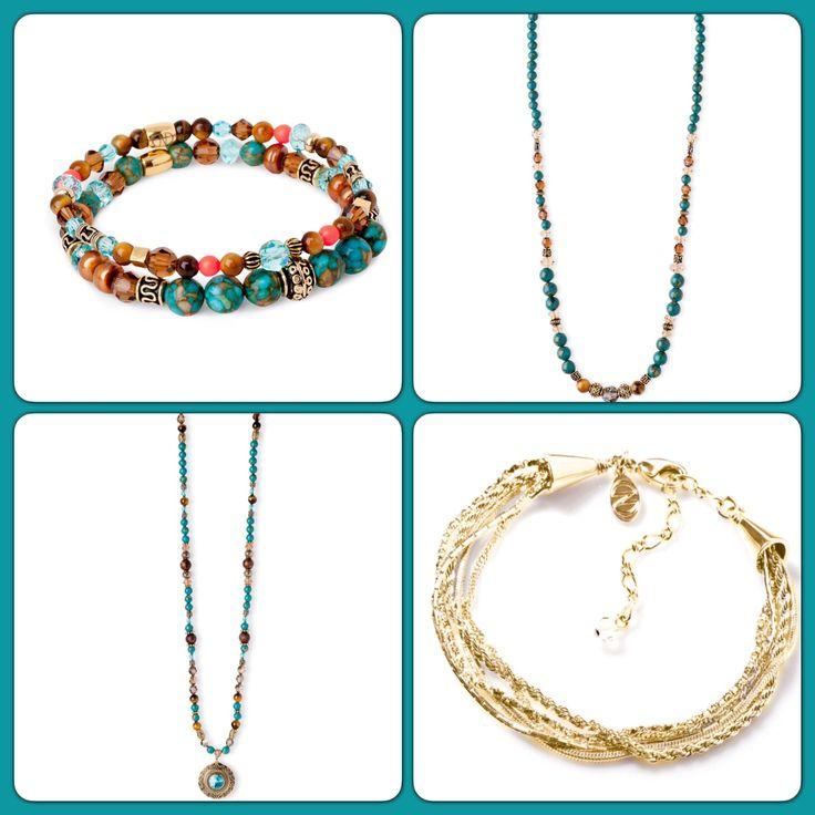 Pour créer ce look: Collier Trésor de Bali: http://bit.ly/1txNo3z Collier Merveille du Monde: http://bit.ly/1n6HKx8 Bracelet Désirée: http://bit.ly/1rT6kt5 Bracelets Trésor de Bali: http://bit.ly/1pIvrbH