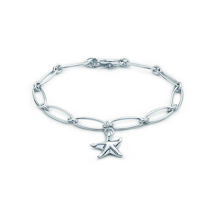 Bracelet Étoile de mer Elsa Peretti(MD) en argent sterling. | Tiffany & Co.