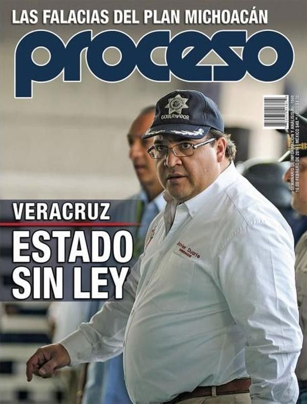 @ManceraMiguelMX #ASESINOS @epn pic.twitter.com/yEprcxTvR3 #RubenEspinosa @Javier_Duarte VIA @Telegraph