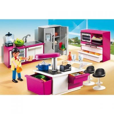 Moderne Playmobil Küche