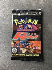 FIRST EDITION Pokemon Team Rocket Booster Pack SEALED  get it http://ift.tt/2dp6TWM pokemon pokemon go ash pikachu squirtle