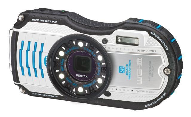 Waterproof Rugged Pentax WG-3