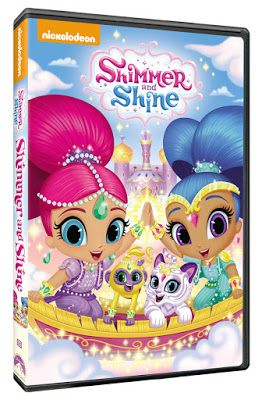 Nickelodeon's Shimmer and Shine DVD Debut | Now Available to Own! #Giveaway Ends 2/12  http://couponsavvysarah.blogspot.com/2016/02/nickelodeons-shimmer-and-shine-dvd.html
