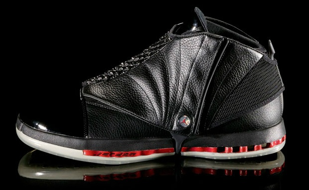 One of the most underrated and versatile Air Jordans Air Jordan XVI (16)  Black