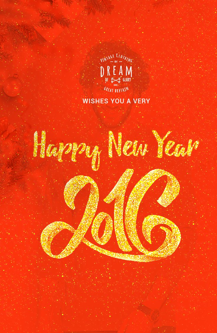 Happy New Year to everyone! We wish you all the best for 2016  #NYE #HappyNewYear