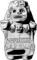 Mictecacihuatl: Mictecacihuatl, Goddess of Death in Aztec Religion, Mythology: Mictecacihuatl: Goddess of Death in Aztec Religion, Mythology
