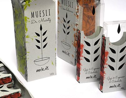 "Check out new work on my @Behance portfolio: ""Mix it Muesli packaging"" http://be.net/gallery/37497327/Mix-it-Muesli-packaging"