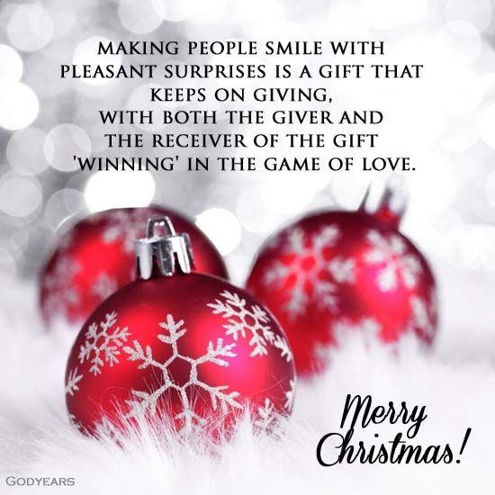 Santa Claus Christmas quotes Godyears
