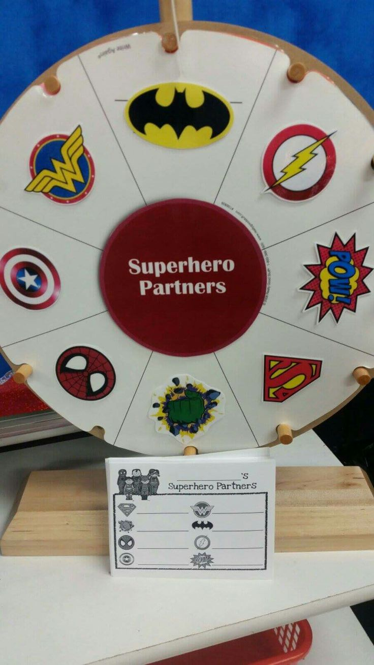 Classroom Ideas Superheroes : Images about school classroom theme superheroes on